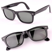 Wholesale Metal Hinge Top Quality Sunglasses Men Women Brand Designer Fashion Sunglasses UV400 With Orginal Package Box mm size
