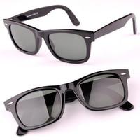 Wholesale Metal Hinge Top Quality Sunglasses Men Women Brand Designer Fashion Sunglasses UV400 With Orginal Package Box mm size