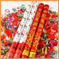 Wholesale Jin Lin family wedding supplies salute ribbon protocol flower rose display the best fireworks wedding ceremony pr