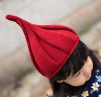 baby pumpkin crochet beanie - Crochet baby Hats Infant Beanie Caps Children Pumpkin Caps Kids Hat Korean Boys Girls Wool Cap Baby Hat Kids Knitted Caps for winter