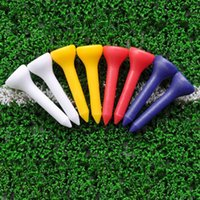 Wholesale Hot Selling MM Plastic Golf Tees Durable Golf Ball Holder Beginner Training Equipments Products Golfing Accessory MD0191