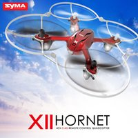 Wholesale Syma X11 CH GHz Mini Quadcopter without Camera HD Micro Drone Pocket Quadrocopter Aircraft RC Helicopter Kids Toys Dron