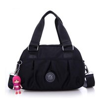 Wholesale Cloth Handbags New Tide Nylon Oxford Cloth Leisure Shoulder Cross Small Bag Satchel