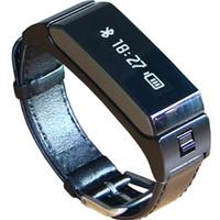 band windows - Dial Call TalkBand Bluetooth Call ID Smart Bracelet Wristband Watch Sleep Monitor Smartwatch Band Phone Mate for phone K2M M21