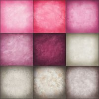 Wholesale 5X7ft Vinyl Props Grey Pink Solid Color Scenic Custom Photos Backdrops Camera Studio Cloth Photography Computer Printed Backgrounds