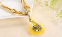 arc rope - New Hot Fashion Banquet decoration BOHEMIAN colorful Restoring Ancient Ways Bohemia arc shap Cat Eyes Stone Necklace party Jewelry