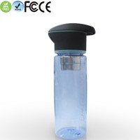 Wholesale Waterbottles with led lights china New design environmental promotional gifts set multiple function filter water bottle