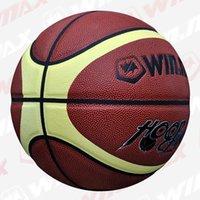 Basketball International jeu de formation professionnelle 7 basketball senior PU intérieur et extérieur cuir souple en cuir