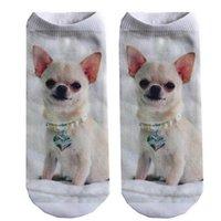 amazing socks - D Printed Dog Women Casual Sock Summer Spring Ankle Socks Amazing Aug