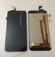 LCD Screen Panels zte blade panel - For ZTE Blade A460 L4 New Black Touch Screen Digitizer Glass Sensor LCD Display Panel Screen Assembly Replacement
