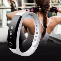 Smart Bracelet H8 Smart Wristband Podomètre Fitness Tracker Sedentaire Sleep Monitor H8 Inteligente pour iphone / Android