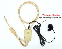 Cheap gsm wireless Inductive Neckloop earpiece mini invisible for cell phone