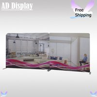 Cheap Pop Up Banner pop up banner Best 260g Knitted Polyester Fabric Black Oxford Carry Bag display banner