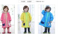 baby delight - The delight children raincoat poncho baby boy girl students raincoat costume breathable tasteless environmental protection bag