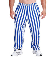 baggy bodybuilding pants - Mens Bodybuilding Baggy Pants Casual Joggers Cotton Trousers Gymshark Professional Bodybuilding Sweatpants
