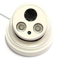 Wholesale HD quot TVL CMOS Security CCTV Camera Dome IR Night Vision mm mp lens