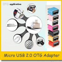 Wholesale High Quality Mini OTG Cable Adapter USB to Micro USB Converter for Tablet PC Android Samsung Xiaomi HTC Phone