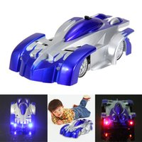 Wholesale 3 Colors Wall Climbing Climber RC Racer Radio Remote Control Racing Car Toy Children Kid s Toys Remote Control Climber RC Toys