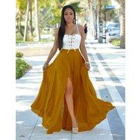 best supermodel - Dunhuang Best Sellers Sexy European Supermodel Chiffon Split Joint Dress