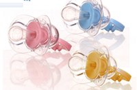 Wholesale New automatic closure baby to appease mouth mouth baby supplies children sucker silicone nipple multi purpose