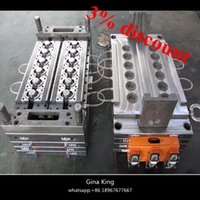 Wholesale 2016 plastic cap injection mould durable practical cap mould with discount from gina