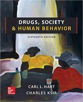 Wholesale 2016Drugs Society and Human Behavior th Edition ISBN