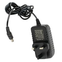 Wholesale DC V A mm Power Supply Adapter Charger BS Plug Black