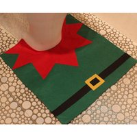 Wholesale Toilet Sets Of Christmas Wizard Toilet Sets Christmas Decoration