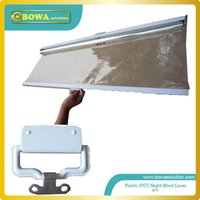 Wholesale Single Roll night blind curtain mm width and mm extension Length for multi deck