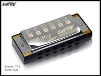 Bass bass harmonica - EASTTOP MINI BASS harmonica pocket bass