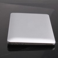 apple shape book - NEW MirrorBook Air Silver Mini Novel Makeup Mirror Book Air Mirror for Apple MacBook Shaped