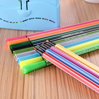 Wholesale Watercolor Pen Colors Box packed Children Drawing Pen Washable Non toxic Drawing Painting Suppliers For Boys Girs