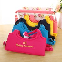 Wholesale Children with infant toddler vest summer breathable cotton vest type toddler with