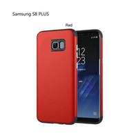 Caso de lujo de la armadura delgada para el iPhone 7 más 6 6s más Samsung S8 más J2 J3 J5 J7 Textura de la fibra del carbón cepillado TPU suave + PC contraportada 100pcs