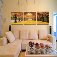 Wholesale Hot selling No Frame Prints d Painting On The Wall Living Room Decoration Pictures Wall Picture Modular Painting