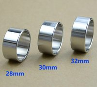 Wholesale Stainless steel Penis Cock Ring Glans Penis Stretch Sex Ring Ball Stretcher Sex Toys for Men Delay Edulation