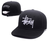 stussy hats - Dropshipping Accepted STUSSY Adjustable Fashion Baseball Caps Men and Women Sun Hats Hip Hop Gorras snapback hats cheap ball caps Snapbacks