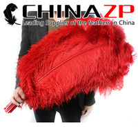 Wholesale No Supplier CHINAZP cm inch Premium Quality Dyed Mix Color Ostrich Feathers for Sale