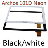 archos pc tablet - Black white for Archos d Neon tablet pc quot Inch touch screen panel digitizer glass sensor replacement Magnus