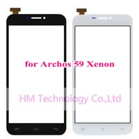 archos lcd screen - Black White TP for Archos Xenon quot Touch Screen Digitizer Glass Panel No LCD Replacement Parts Tools