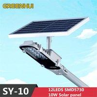 Оптово-2015NEW солнечный датчик лампы освещения панели солнечных батарей светодиодный уличный свет Открытый Путь Настенный светильник аварийного безопасности Пятно света IP65