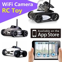 big rc tanks - New Happy Cow Wifi Rc Mini Tank RC Car FPV w Pixels Deformable Camera Support IOS Phone Android remote control Toys