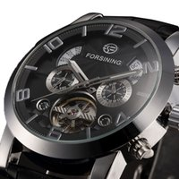 antique clocks for sale - Hot Sale Forsining Mechanical Watch Men Business Watches Male High Quality Clock Gift for Mens