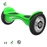 Wholesale 10inch Two Wheels Electric Scooters APP Self Balance Scooters Hoverboard with UL Certification Months Warranty