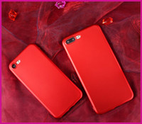 Wholesale Chinese Supplier Clear Matte Frosted Shield soft TPU Colorful Plastic Back phone Case For iPhone7 plus cover