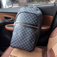 Wholesale N58024 MICHAEL backpack luxury designer travel bag men ANDY black plaid N41510 Bordeaux PALK M41408 M40637 M47528 coregoal2008
