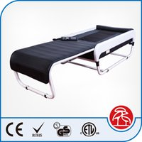 Wholesale New Year Christmas Parents Gift New Korea Black Color V3 Slide Foldable D Massage Bed