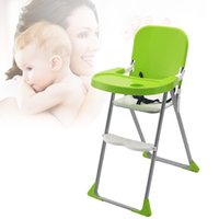 Wholesale Baby Feeding Seat Plastic Folding Anti Slip Booster Infant Eating Highchair Kids Safety Dinner Dinner Lunch Chair Seat VT0443