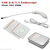 Wholesale Waterproof mm USB Endoscope Borescope Inspection Camera for Medical Industral