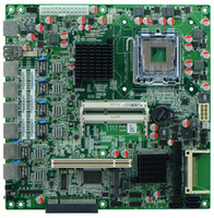 Wholesale G41 router motherboard LAN ports M LGA771 Xeon series processors server